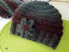 Komin i czapka na zimowe chłody. Zycie ze smakiem-jesień. | Szysia