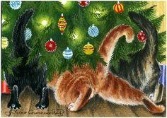 """""""Where Is My Present?"""" by Irina Garmashova"""