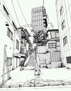 Manga Landscape