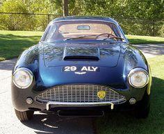 On Display: 1961 ASTON MARTIN DB4GT ZAGATO