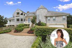 Go Inside Susan Lucci's Beach House - Celebrity Home Tours