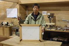 2012年3月19日 みんなの作品【額・鏡・壁飾り】|大阪の木工教室arbre(アルブル)