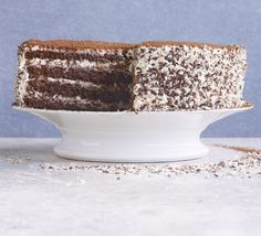 Chocolate Tiramisu Cake by Good Food