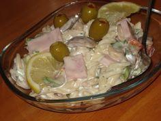 Delicii culinare by Lily Musat: Salata Italiana Bon Appetit, Potato Salad, Anna, Potatoes, Lily, Drinks, Ethnic Recipes, Kitchen, Food