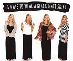 A few years ago, when maxi skirts started to make a big comeback, I was convinced that I could never wear one. I'm only 5'0, so I figured any maxi skirt out there would swallow me up and make me lo...