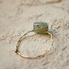 #mayumirings #goldfilled #accessories #jewelry #handmade #14kgf #ring #fall #autumn #kyanite