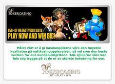 Thumbnail for mobilkasino, direkte kasino, gratis spinn, freespins Casino Bonus, Social Media, Signs, Wordpress, Movie Posters, Casino Poker, Create, Shop Signs, Film Poster
