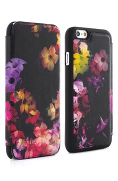 Main Image - Ted Baker London Alli iPhone 6 & 6s Folio Case