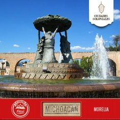 Tour Flexi continua su recorrido en la ciudad de Morelia, Michoacán, capital y centro cultural del estado que cuenta con un bello centro colonial declarado Patrimonio de la Humanidad.   ¡No olvides darte una vuelta por sus tradicionales tianguis para apreciar el bello trabajo de los artesanos de la ciudad.   #TourFlexi  #Michoacan #Morelia