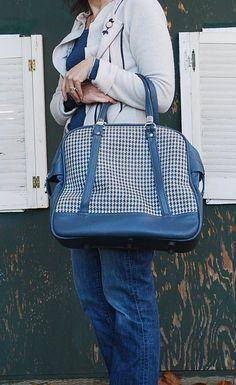 Vintage American Tourister CarryOn Bag by vintagebitsandpieces, $46.00