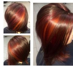 Copper Hair, Cool Hairstyles, Long Hair Styles, Fun, Beauty, Dope Hairstyles, Beleza, Long Hair Hairdos, Cosmetology