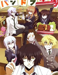 Pandora Hearts - OZ! Bad boy!! XP