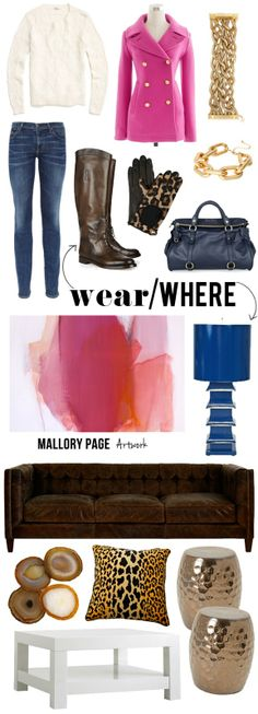 The Vault Files: Where/Wear Files: Mallory Page