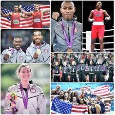 Olympic Medal Moments #TeamUSA