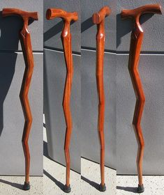 Image result for Mahogany Carved Walking Cane