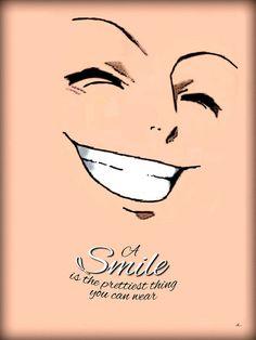 'Smile!' von Dirk h. Wendt bei artflakes.com als Poster oder Kunstdruck $16.99