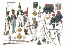 36th infantry regiment, uniform and equipment