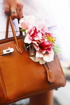 My Hermes ...... Love Flowers!!!!