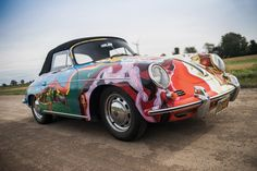 1964 Porsche 356 C 1600 SC Cabriolet by Reutter. Porsche 356, 1964 Porsche, Advanced Driving, Jaguar E Type, Janis Joplin, Car Set, Car Painting, Used Cars, Cars For Sale