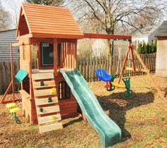 Tons of swing set pics (for reference)