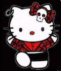 Punk Hello Kitty