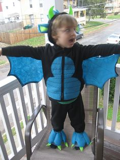 """Hendrix, who is two and a half, has been talking about having a """"bwack fwagon"""" costume for at least 2 weeks straight now. I thought this wou. Up Costumes, Toddler Costumes, Baby Halloween, Halloween Costumes For Kids, Halloween Crafts, Costume Ideas, Halloween 2018, Children Costumes, Halloween Halloween"""