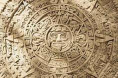 The Aztec creation myth which tells how the world originated is called the Legend of the Fifth Sun. The mythology tells a story of personal sacrifice and violent rebirth, qualities associated with Aztec society in general. Ancient Aztecs, Ancient Symbols, Ancient Art, Aztec Statues, Aztec Religion, Aztec Empire, Creation Myth, Aztec Culture, Aztec Calendar