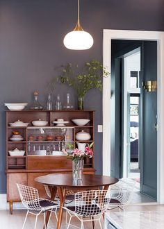 It's no surprise that the creative duo is constantly collecting new furniture, décor, and accessories, with a particular penchant for mid-century pieces. Their secret to keeping their...