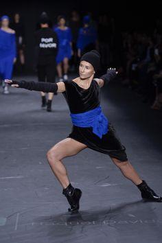 UMA | Raquel Davidowicz + São Paulo Companhia de Dança Autumn/Winter 14 #SPFW