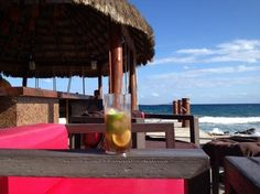 Dreams Puerto Aventuras Resort & Spa All Inclusive: Best place to hang in the afternoons.