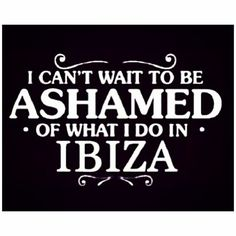 #Ibiza #nightlife
