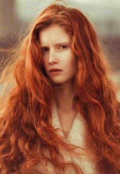Alexandra Cherkashina Redhead: