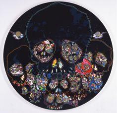 Takashi Murakami / Où : Galerie Perrotin, 76, rue de Turenne, 75003 Paris / Quand : Du 10 septembre 2016 au 23 décembre 2016