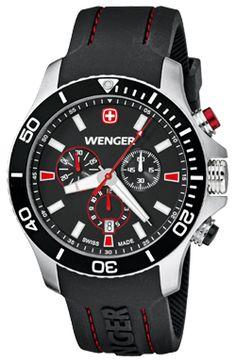 Wenger Sea Force Chrono   $450