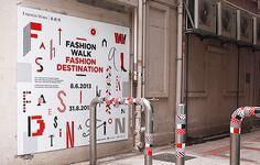 Fashion Walk Fashion Destination on Behance