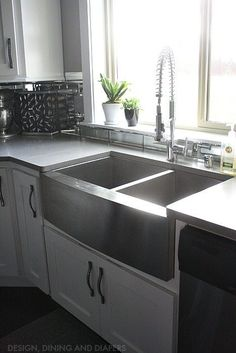 14 best sink images kitchen ideas stainless steel farmhouse sink rh pinterest com