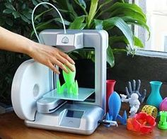 At Home 3D Printer $1,300.00