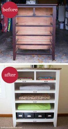 Repurposed Storage Chest