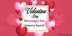 Romantic Valentines Day Messages for Someone Special. Beautiful valentine day messages and love messages for her, him and special person. Best Valentine Message, Valentine Wishes, Valentines Day Messages, Happy Valentines Day, Valentine's Messages For Her, Valentine Massage, Special Person, Pick One, Greeting Cards