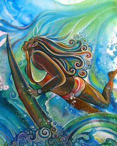 girl surfer                                                                                                                                                                                 More