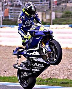 Valentino Rossi - Pinned by Ryan Richard Gelatka #RyanGelatka RyanGelatka.com #vr46 #motogp