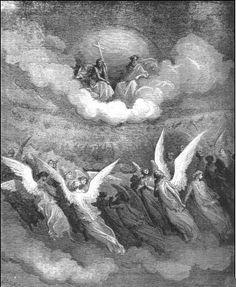 Gustave Doré. Paradise Lost.