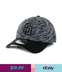 "Hats Era 9Forty ""Terry Fresh"" San Diego Padres Snapback Hat (Black) Mlb Knit Cap #ebay #Fashion"