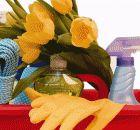 Πως να καθαρίσετε ΟΛΟΥΣ τους λεκέδες με ένα πανίσχυρο καθαριστικό   Συνταγές - Sintayes.gr Dressings, Dips, Painting, Decor, Food, Sauces, Decoration, Painting Art, Essen