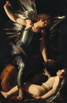 BAGLIONE, Giovanni [Italian Baroque Era Painter, Heavenly Love and Earthly Love Oil on canvas, 179 x 118 cm Staatliche Museen, Berlin Baroque Painting, Baroque Art, Italian Baroque, Chiaroscuro, A4 Poster, Poster Prints, Canvas Art Prints, Fine Art Prints, Rome