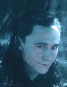 This is a VERY nice picture of Loki, my friends...