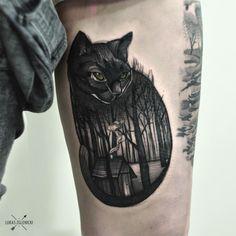 skindeeptales: Cykada Tattoo