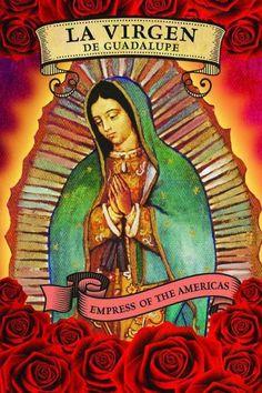 Oración a la Virgen de Guadalupe para una necesidad urgente