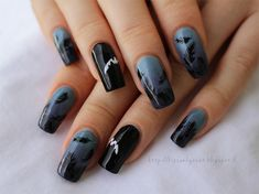 Nailpolis Museum of Nail Art | One hell of a butler by Yue