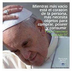 Frases en imagenes: Frases del Papa Francisco-Junio 2015